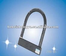 electronic bicycle U lock,alarm lock,motorcycle lock