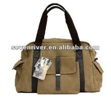 Expensive military plain clutch canvas bag men