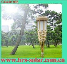 new style solar flickering light