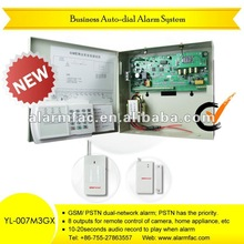 2012 Hot sales!GSM and PSTN personal security and safety products for home