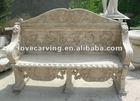 garden stone bench YL0070
