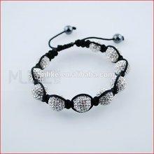 Sparkling ball bracelet
