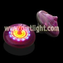 LED Flashing Laser Music Top Toy