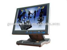 Foldable VGA DVI Input 10.4 inch hd hdmi monitor