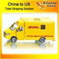 خدمة البريد السريع الدولي إلى الولايات المتحدة الأمريكية