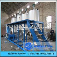 318 2Ton per day oil refinery machine 0086 15093305912