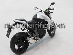 Honda Motorcycle model for home decoration Black/White