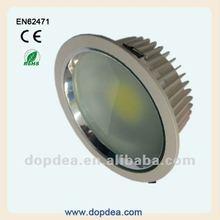 Long life 12w , 70-90lm/w LED down light