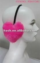(RSH11341) Winter Warm Faux Fur Earmuff