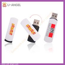 Factory direct sale usb pen drive bulk cheap 4gb, swivel superman usb flash drive