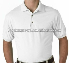 custom printed & embroidery men's polo shirts