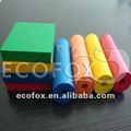 elastómero de goma espuma de aislamiento