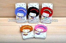 In 2012, The Mirror Series The Lovely Girl Designer Cell Phone Covers ZD1230