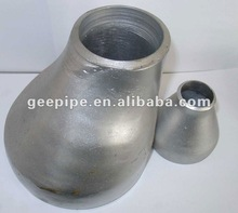 a403 wp316/316l pipe fitting ecc reducer from hebei gee pipe mill