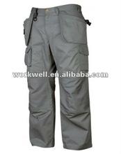 Multi-pocket Work Pants