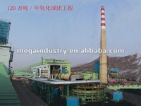 China Top Iron Ore Pellet Plant manufactures