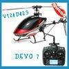 Walkera V120D02S with DEVO 7 Flybarless Mini Outrunner Brushless RC helicopter RTF