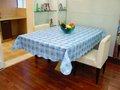 Decorativo pvc paño de tabla con diseño colorido mantel