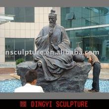 China ancient figure sculpture