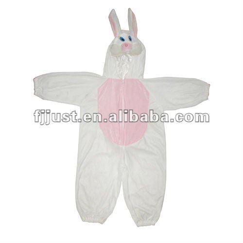 conejo de pascua trajes para los niños
