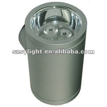 2012 Top selling,high quality IP65 6W up and down,double head led wall light,outdoor led wall light from rise lighting