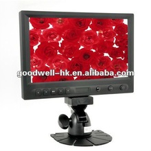 Stand Alone Touchscreen HDMI Input 16:9 8 inch lcd monitors for camera