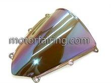 universal motorcycle windshields for cbr600rr 07-11 Iridium Clear
