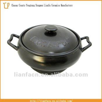 ceramic crock pots