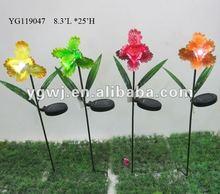 solar powered garden ornaments