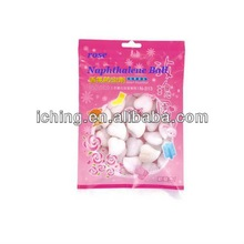 Heart Shape Fragrance Moth Ball Insect Repellent