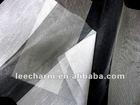 Silver Stripe Tulle Organza Voile for Decoration