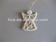 laser cut christmas tree decor/fashion angels felt