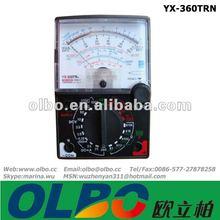 YX-360TRN Analog Multimeter for High Quality