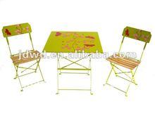 2012 bistro set, folding bistro set