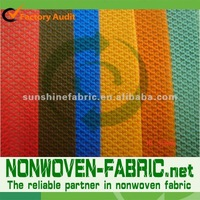 professional manufacture of fabric material