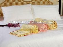 100% Pure Silk /Bamboo Blanket