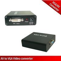 Mini DVI to VGA Converter DVI-D DVI Female 24+4 PIN TO VGA FEMALE SVGA 15PIN ADAPTER CONVERTER