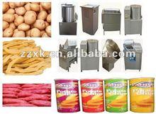 2012 Hot sale potato chips making machine