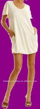Fashion women tunic dress