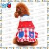 Baby pinafore dress dog clothes