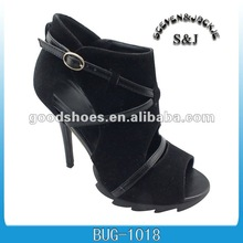 fashion new comfortable ladies boots 2012