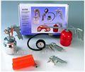 5 pcs aire kit de herramientas, kit de pistola, l- 2000a1