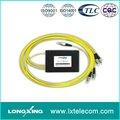1x4 plc divisor de fibra óptica