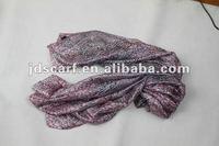 JDY-078.Fashion Silk Scarfs for islamic dress hijab