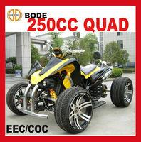 NEW 250CC Quad Racing With EEC (MC-388)