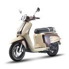 New model EEC 50cc gasoline scooter