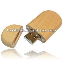wooden usb flash drive2.0,promotional gift usb flash drive