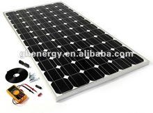 best price mono 190W solar panel with high efficiency sillicon cell