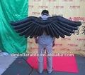 2012 tema caliente decoracióninflable ala de ángel de vestuario