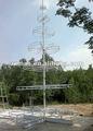 la torre 10m gran árbol de navidad para la decoración